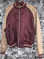 Курточка зима бомбер