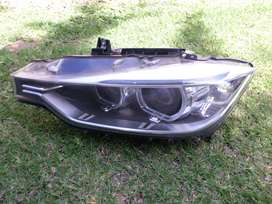 2017 BMW F30 XENON PROJECTION HEAD LIGHT LEFT SIDE FOR SALE. OEM