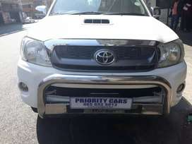 2009 Toyota Hilux 3.0 D4D Manual