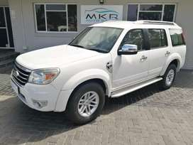 Ford Everest 3.0 diesel automatic