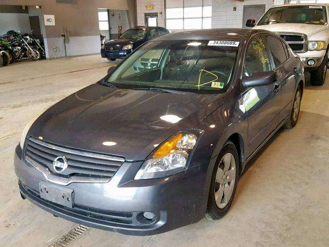 Foreign Used 2008 Nissan Altima 0