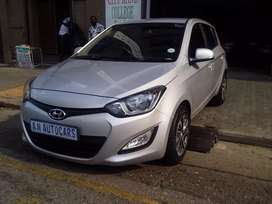 Hyundai i20 1.4 R 105 000/Finance available