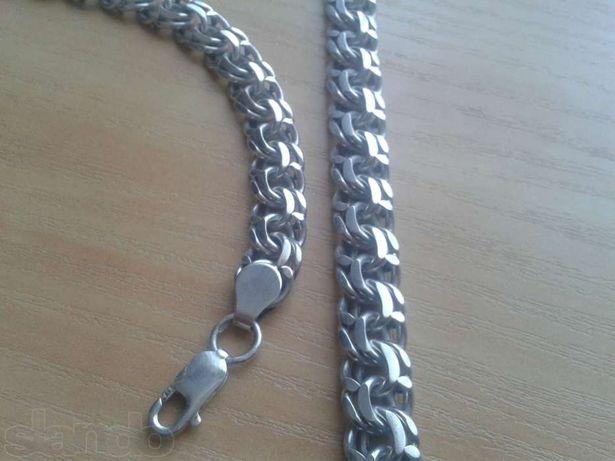 Серебро 925 БИСМАРК 52грамма 21,5см Винница - изображение 2
