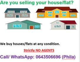 ARE YOU SELLING YOUR HOME