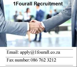 Filing clerk required for business in Alberton
