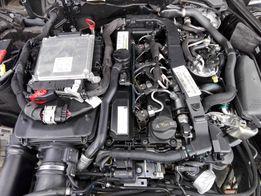 Двигатель Мотор мерседес OM651 2,2cdi 204 212 Vito