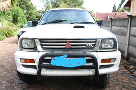 Mitsubishi colt Pionner 2,8TD intercooled L200series for sale
