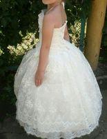 Очень нарядное платье на выпускной из детского сада!