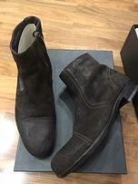 Giampieronicola Новые итальянские кожаные мужские ботинки