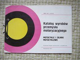 Katalog WSK 125 175 Dudek Kobuz Lelek Sport S2 Trial 250 - UNIKAT