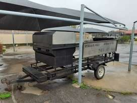 Spit braai on Trailer - Excellent income potential