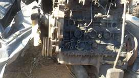 Engine Isuzu 280dt