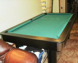 Бильярдный стол LONGONI ITALY с шарами