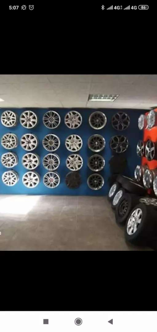 Rims tyres total value for money 0