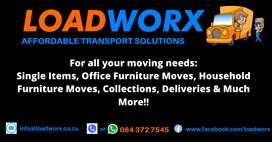 Loadworx - Affordable Transport Solutions