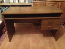 Pojemne, solidne biurko z szufladami