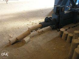 Прес брикетний гідравлічний NB-150 під брикет нестро