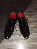 Buty ślubne męskie 40