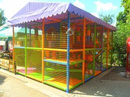 Продажа, производство детских игровых комнат-лабиринтов, аттракционы