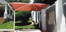 Shade ports and carports