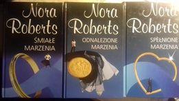 Nora Roberts Saga Marzeń 3 tomy