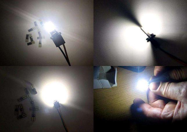 Габаритные огни T10 LED лампочка светодиодная Дневные ходовые огни ДХО Кривой Рог - изображение 3