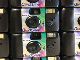 FujiFilm QuickSnap Film Camera