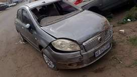 stripping fiat linea for parts and spares