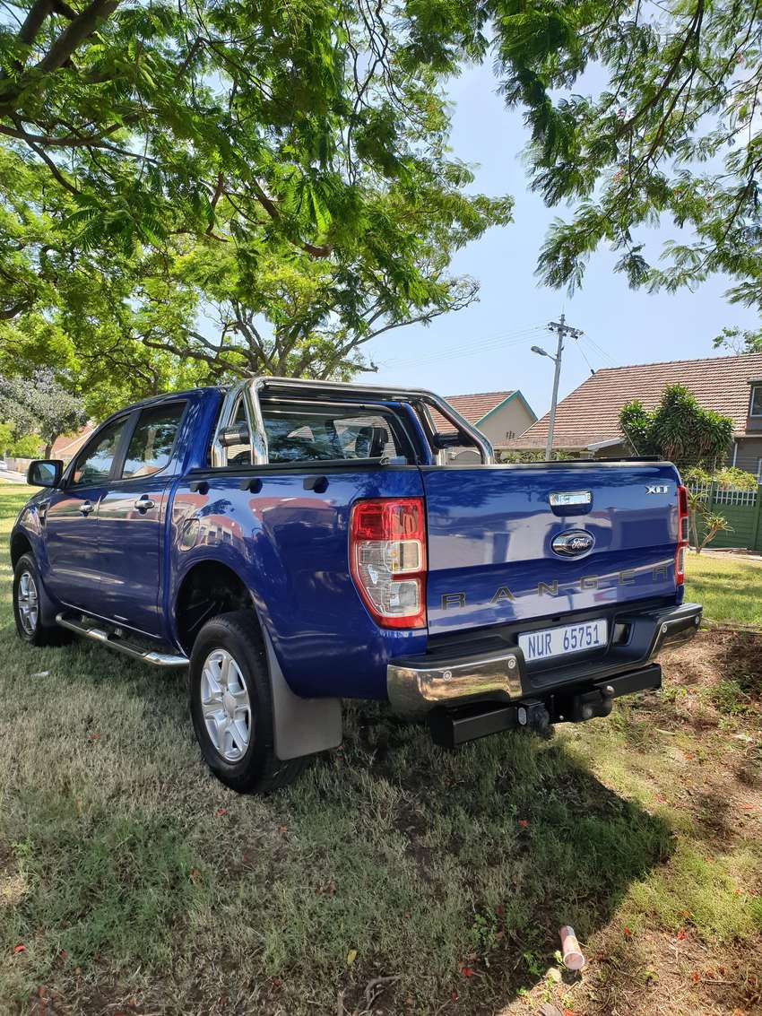 FORD RANGER 3.2XLT DOUBLE CAB 0