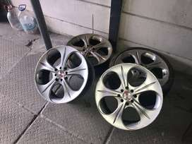 17 inch rim R1500 or swap for 15 inch