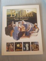 Biblia dla dzieci Nowy Testament