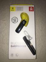 Гарнитура Bluetooth Baseus B-01, наушники, блютуз