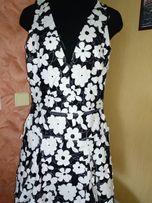 Красивое платье на миниатюрную девушку размер S