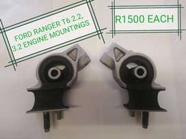 Ford Ranger T6 2.2/3.2 ENGINE MOUNTINGS FOR SALE R1500 EACH