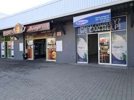 SHOP TO RENT MAIN ROAD TRICHARDT
