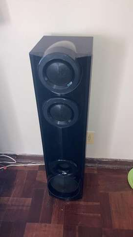 LG DVD Home Theatre System LHD-677