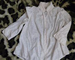 Oversize koszula bluzka roz. 44-46 XXL letnia