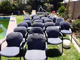 Office chairs for sale .