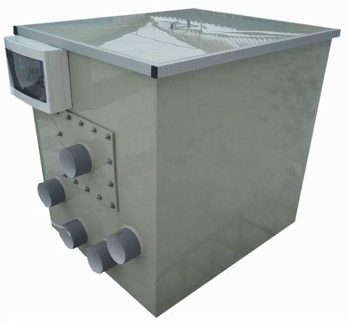 Барабанный фильтр 50м3 для УЗВ