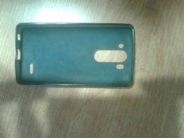 Продам гелевый чехол к телефону LG G3 mini.