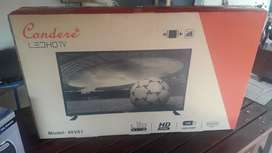 "40"" LED HD TV - BRAND NEW SEALED IN BOX"