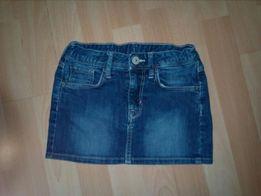 Spódniczka jeansowa 122