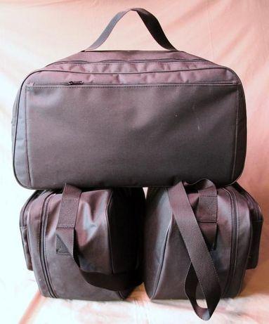1200d / 3 torby wewnętrzne do kufrów bmw R1200RT, R1200GT, K1300GT Pruszcz Gdański - image 1