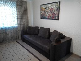 Квартира-студио, центр Полтавы, посуточно и почасово