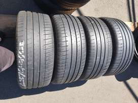 225 40 R18 Continental ContiSportContact Tyres