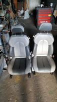 Fotele komplet skóra Mercedes Clk komplet