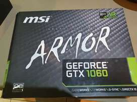 MSI Armor GeForce GTX 1060 6GB OC