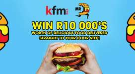 delivery drivers for food and parcels