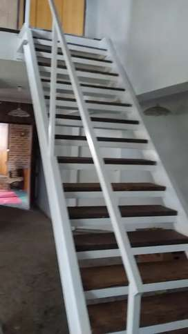Staircases and Steel Structures