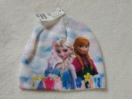 H&M czapka wiosenna Frozen 4-8 lat 110/128